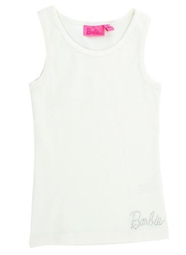 Barbie Tişört Beyaz